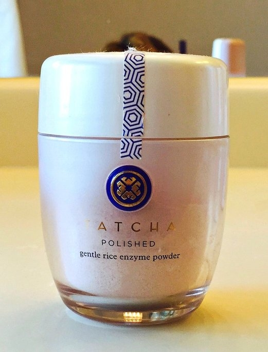 Tatcha Polished Gentle Rice Enzyme Powder uploaded by Kim H.