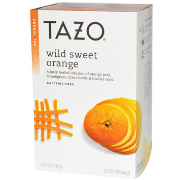 Photo of Tazo Wild Sweet Orange Herbal Tea uploaded by Haley D.