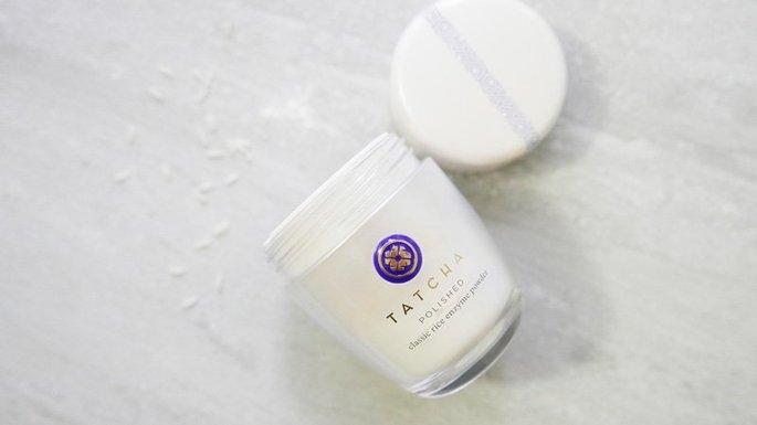 Tatcha Polished Classic Rice Enzyme Powder uploaded by Nancy W.