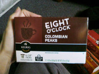 Eight O'Clock 100% Colombian Medium Roast Coffee K-Cup - 18 CT uploaded by Hannah A.
