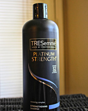 Photo of TRESemmé Platinum Strength Strengthening Shampoo uploaded by Amber L.
