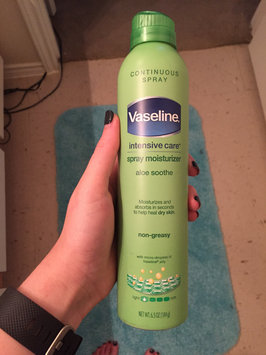 Vaseline Intensive Care Aloe Soothe Spray & Go Moisturizer 6.5 oz uploaded by Amanda B.