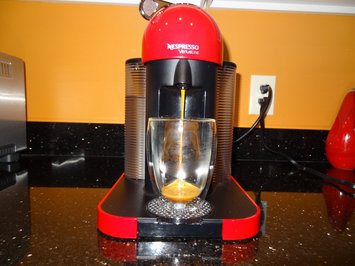 Photo of Nespresso VertuoLine Coffee and Espresso Machine with Milk Frother, uploaded by Erik G.