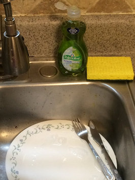 Photo of Palmolive® Ultra Fusion Clean™ with Baking Soda & Lime uploaded by Seyma S.