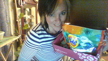 Tide Pods Plus Febreze uploaded by Cindy C.