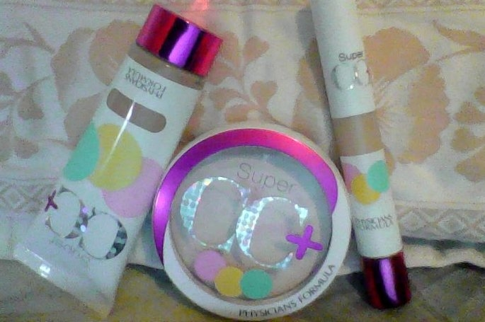 Physicians Formula Super CC+ Color-Correction + Care Cream SPF 30 uploaded by Kerrie H.