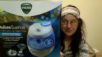 Vicks® Sweet Dreams Cool Mist Humidifier uploaded by Michelle H.