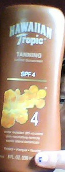 Photo of Hawaiian Tropic® Dark Tanning Lotion Sunscreen uploaded by Alexis H.