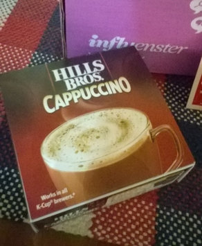 Photo of Hills Bros. Cappuccino Single Serve Cups, French Vanilla uploaded by Neyllen P.
