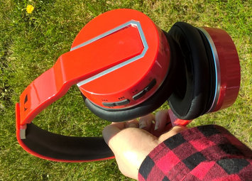 Photo of Ctc Publishing BTHP02 Bluetooth® Wireless Headphones - Red uploaded by Erin S.