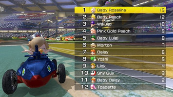 Photo of Mario Kart 8 (Nintendo Wii U) uploaded by Ryan S.
