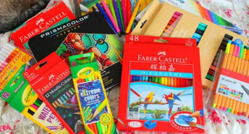 Photo of Crayola 30ct Twistable Colored Pencils uploaded by Graziellén O.