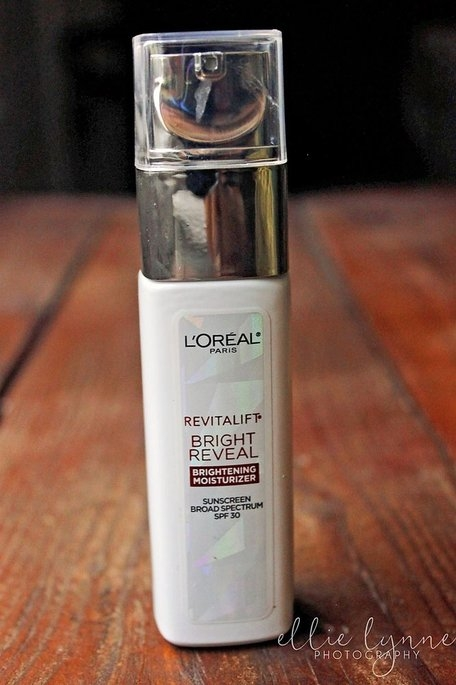 L'Oréal Paris Revitalift Bright Reveal SPF 30 Moisturizer uploaded by Elissa M.