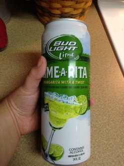 Photo of Bud Light Lime-A-Rita  uploaded by Megan D.