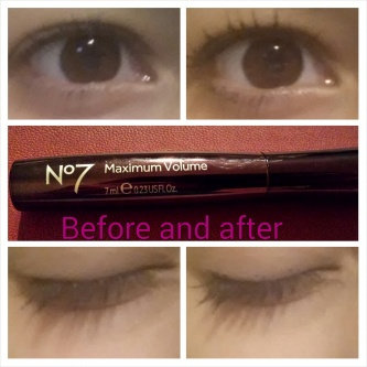 Boots No7 Maximum Volume Mascara uploaded by Aracely L.