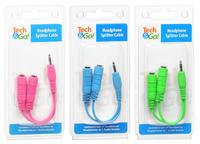 Tech & Go Headphone Splitter Cable uploaded by Olivyah P.