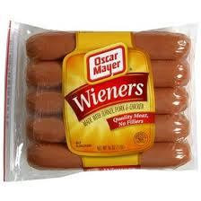 Photo of Oscar Mayer Hot Dogs  uploaded by Sireeta J.
