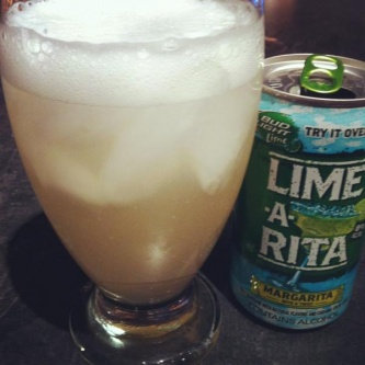 Photo of Bud Light Lime-A-Rita  uploaded by Miguel S.
