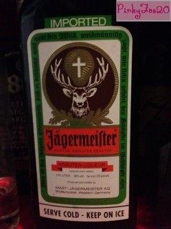 Jagermeister  uploaded by Valerie I.