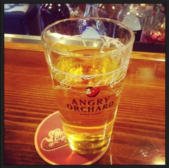 Angry Orchard Cider  uploaded by Moriah K.