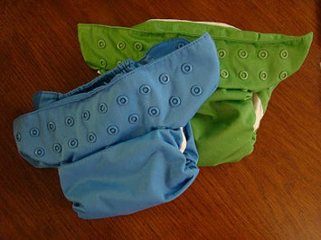 Photo of Bumgenius  Cloth Diapers uploaded by Mia I.