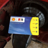 The Fuel Rewards Network at Shell uploaded by Andrea C.