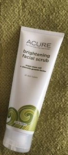 Photo of Acure Organics Brightening Facial Scrub uploaded by Sandra M.