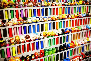 Photo of PEZ Candy uploaded by Brittany L.