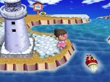 Photo of Animal Crossing Video Game uploaded by Marie H.