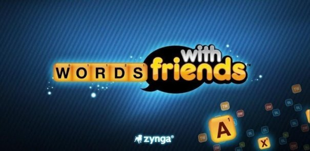 Words with Friends uploaded by Mark L.
