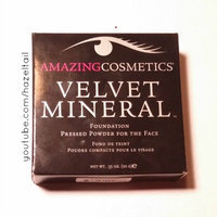 Amazing Cosmetics Velvet Mineral Pressed Powder Foundation uploaded by Ashley S.