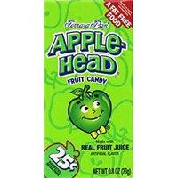 Lemonheads Applehead, 0.9 oz, 24 count uploaded by Deigh D.