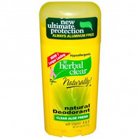Herbal Clear 24 Hour Natural Body Deodorant uploaded by Courtney W.