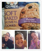 Quaker® Soft Baked Oatmeal Cookie uploaded by Kathryn C.