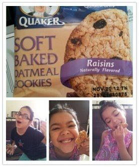 Quaker Soft Baked Oatmeal Cookie uploaded by Kathryn C.
