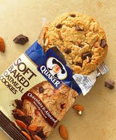 Quaker® Soft Baked Oatmeal Cookie uploaded by Jeffin C.