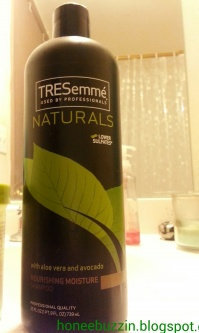 Photo of TRESemmé Naturals Nourishing Moisture Shampoo  uploaded by Ashley M.