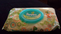 Pampers Wipes Pampers Natural Clean Baby Wipes Refills - 504 Count uploaded by Christine M.