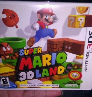 Photo of Super Mario 3D Land uploaded by Glenys M.