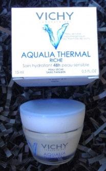 Photo of Vichy Laboratoires Aqualia Thermal Rich Cream uploaded by Natasha J.