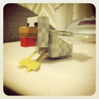 Minecraft uploaded by Lauren A.