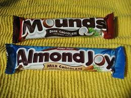Photo of Hershey's Almond Joy Candy Bar uploaded by Brittany P.