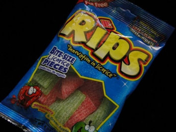 Photo of Rips Licorice Belts Candy Strips uploaded by Jennifer G.