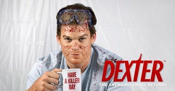 Dexter uploaded by Samantha K.