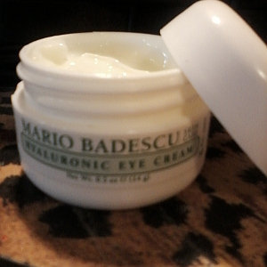 Photo of Mario Badescu Hyaluronic Eye Cream None uploaded by Kelly D.