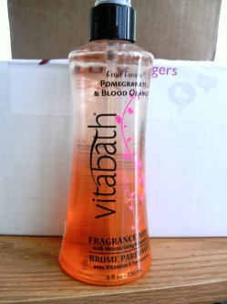 Vitabath® Fragrance Mist uploaded by Ivori M.
