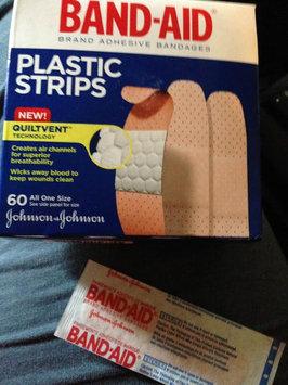Photo of Band-Aid Plastic Brand Adhesive Bandages Plastic Strips uploaded by Jennifer M.