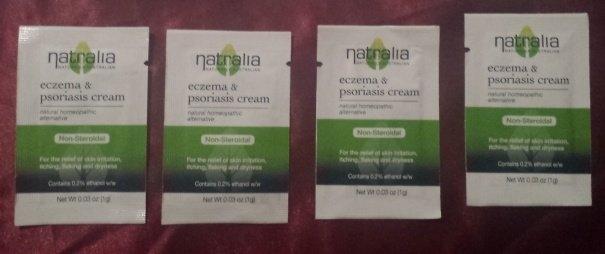 Natralia Eczema & Psoriasis Cream uploaded by Jazmin W.