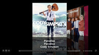 Paradise by Cody Simpson  uploaded by cassaundra mae r.
