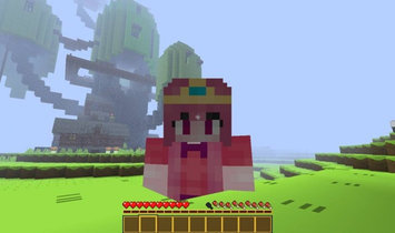 Photo of Minecraft uploaded by Shanna B.